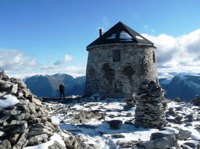 Skålatårnet 1848 m oh