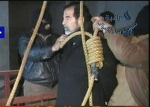 Yasser Arafat`s spiritual twin brother receiving his reward.