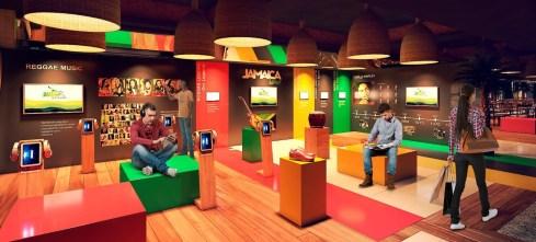 Interactive Lounge