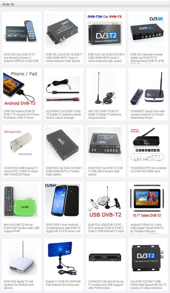DVB-T2 Indonesia