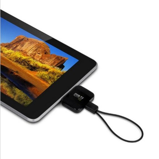 DVB-T2I Android DVB-T2 DVB-T TV receiver for Phone Pad Micro USB TV tuner apk 2