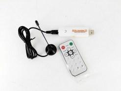 VCAN1090 USB Digital DVB-T2 DVB-T TV Analog TV DVB-C FM DAB TV stick PC use 7
