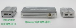Cofdm wireless video transmitter modulator uav micro hdmi nols module HD-sdi receiver COFDM-901T 6