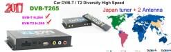 Deutschland DVB-T2 H265 Codec HEVC Freenet 2017 Neues Modell DVB-T265 auto mobile digitale Auto DVB-T2-TV-Empfänger 12
