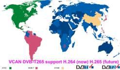Deutschland DVB-T2 H265 Codec HEVC Freenet 2017 Neues Modell DVB-T265 auto mobile digitale Auto DVB-T2-TV-Empfänger 8