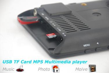 DTV700-7-inch-Digital-TV-Analog-TV-USB-TF-MP5-player-AV-in-Rechargeable-Battery-2
