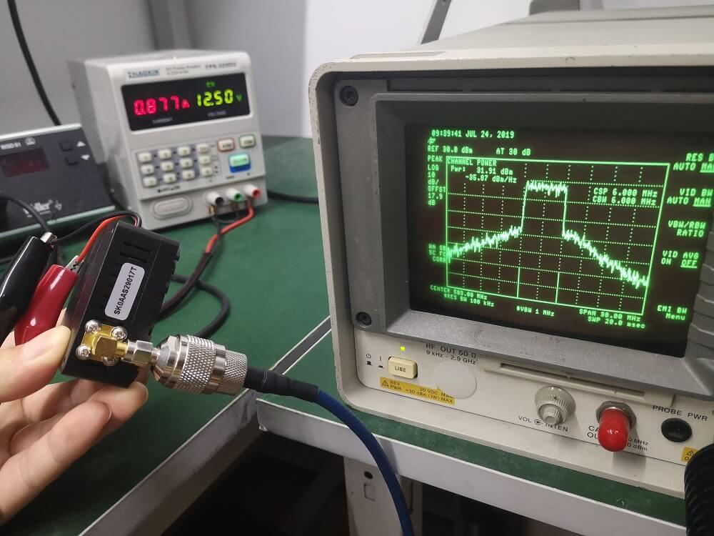 Wireless Video Transmitter
