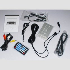 One Antenna auto mobile tv tuner HD car tv receive box for Japan/Brazil/Chile ISDB-T ISDB-T5009 7