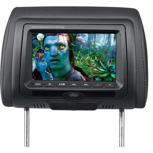 HAV-799 7 inch Headrest DVD 1