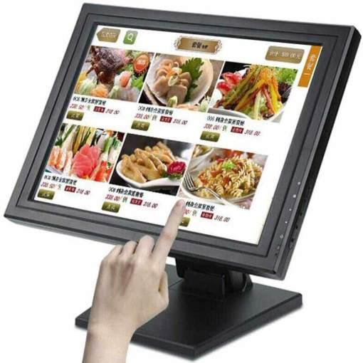 15inch VGA Touch Screen
