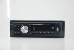 In dash One din Car USB SD MP3 player FM radio 9