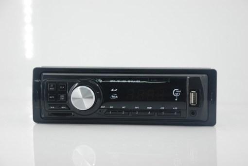 In dash One din Car USB SD MP3 player FM radio 2