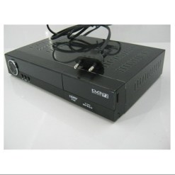 HD dvb-t2 Home TV receive box USB support with PVR function 5