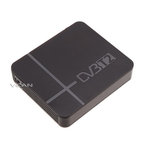 Home DVB-T DVB-T2 Digtal TV Receiver STB with IR IN for hidden back of TV 4