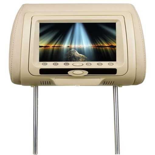 HAV-799 7 inch Headrest DVD 5
