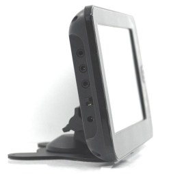 7 inch handheld HD wireless COFDM receiver portable 15