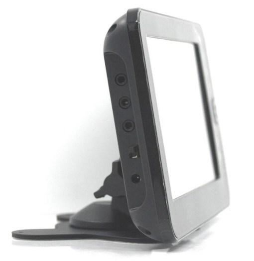 7 inch handheld HD wireless COFDM receiver portable 5