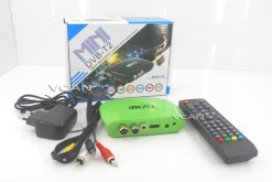 Mini HD DVB-T2 Home H.264 Set Top Box with USB support PVR 12