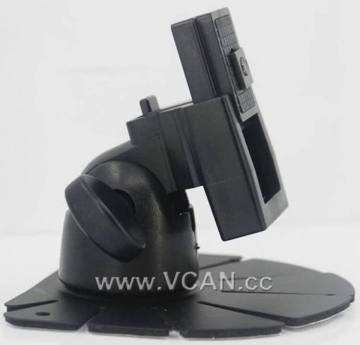 Monitor bracket install In Car table stand alone tablet pc gps dash mount 6