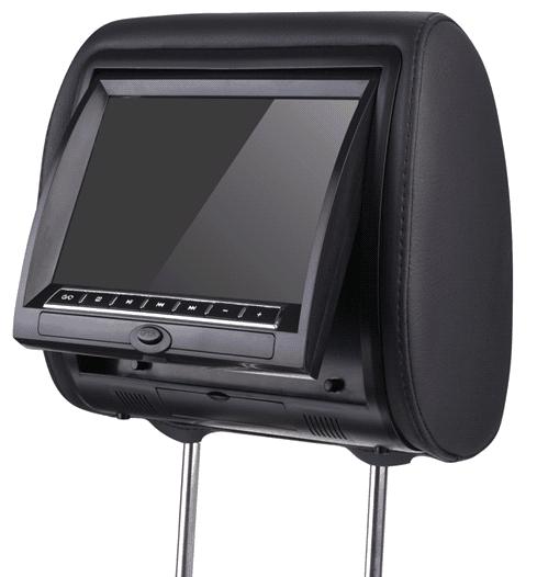 """9"""" headrest DVD VCAN1277 1"""