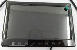 7 inch HDMI LCD monitor with touch button and USB charge Vcan1427 8