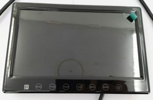7 inch HDMI LCD monitor with touch button and USB charge Vcan1427 2