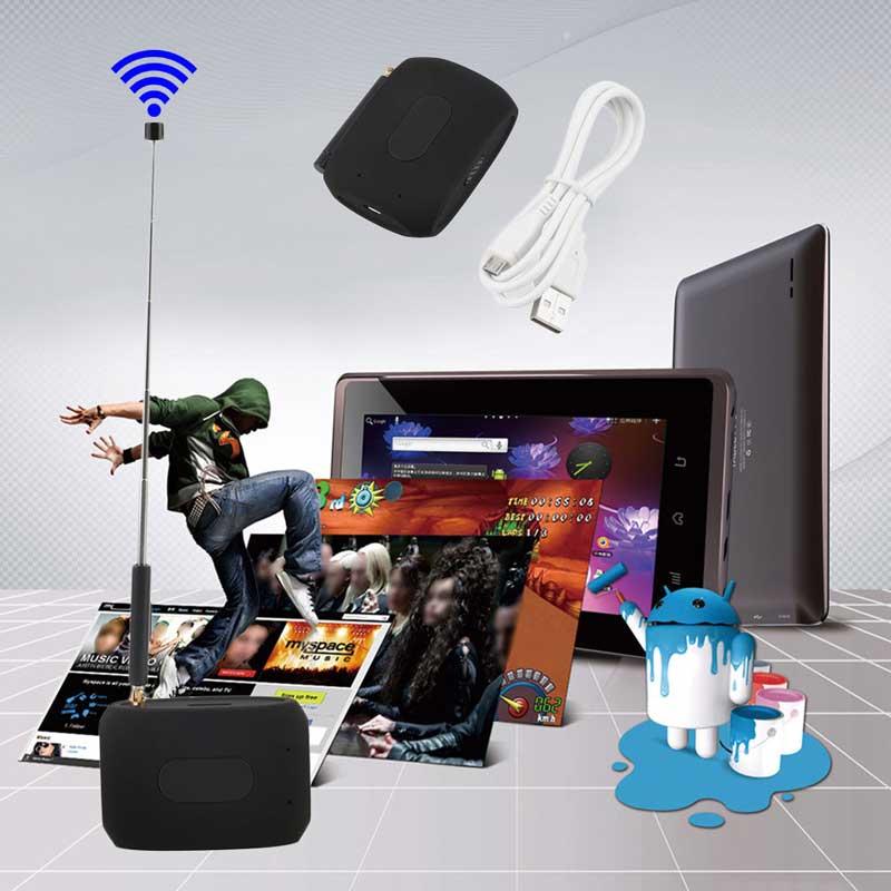 WiFi-TV1W digital TV wifi receiver dvb-t isdb-t for smartphone no need internet 15