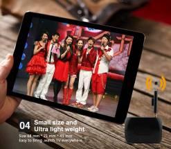 WiFi-TV1W digital TV wifi receiver dvb-t isdb-t for smartphone no need internet 11