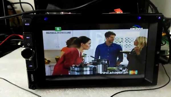 ISDB-T TV Module modulator full segment HD MPEG4 for in-car dvd gps head unit portable devices 2