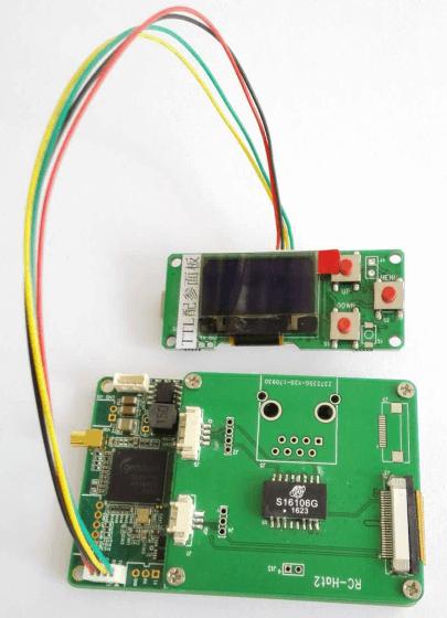 COFDM Wireless SDI Video Transmitter Encryption 905t 6