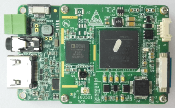 COFDM Wireless SDI Video Transmitter Encryption 905t 11
