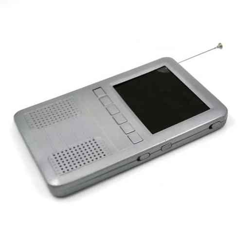 3.2 inch portable isdb lcd tv