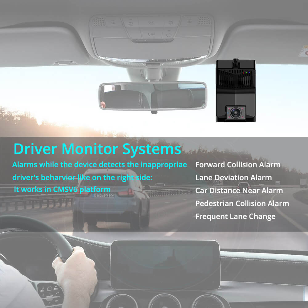 taxi camera android DVR in-car 3G 4G Dual Lens 2 Channel Dashcam mobile truck bus insureance fleet management telematics Uber driver Vcan1638 tw1 1