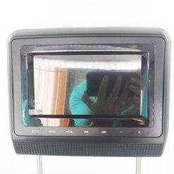 7 inch Headrest DVD player Black USB SD IR FM vc011 10