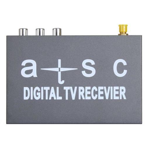 ATSC Car TV Digital receiver for USA Canada Mexico auto mobile tuner hdmi box 1