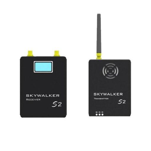 COFDM Digital Video Transmitter Receiver wireless HD video transmitter TX UX for UAV 1