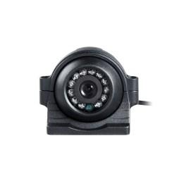 12V 4 Pin Metal IR Night Vision Waterproof Car Rear Side Front View Reverse Backup Camera for Bus Truck Van 5
