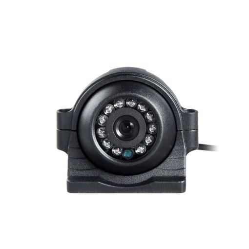 12V 4 Pin Metal IR Night Vision Waterproof Car Rear Side Front View Reverse Backup Camera for Bus Truck Van 2
