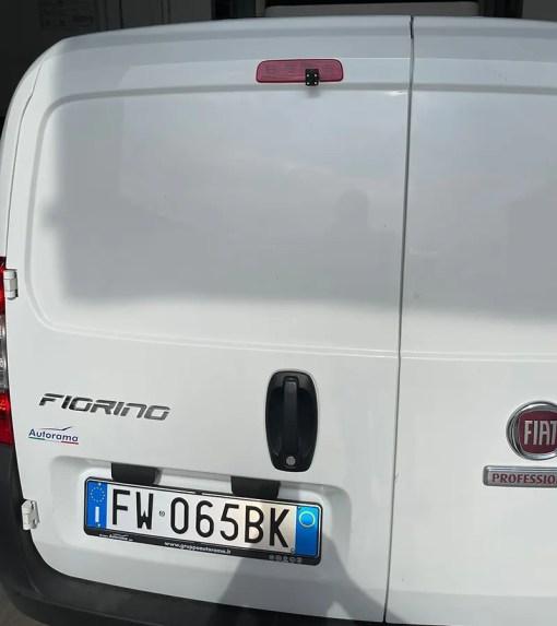 brake light camera for FIAT FIORINO