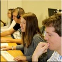 IVCC Graphic Design students