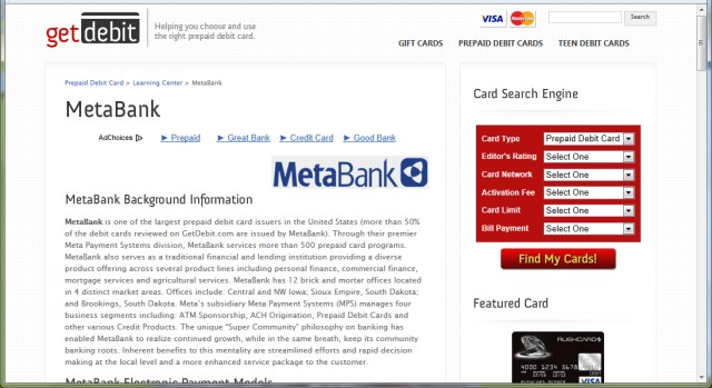 Money Network Metabank Card Balance | Applydocoument co
