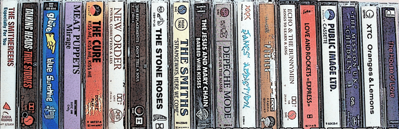 80s tapes