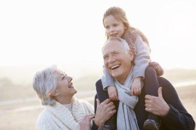 Grandparents Help Grandchildren with Divorce