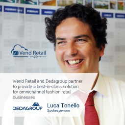 iVend Retail and Dedagroup partner to provide a best-in-class solution for omnichannel fashion retail businesses