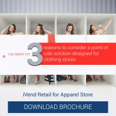 3 reasons to consider a point of sale solution designed for clothing stores