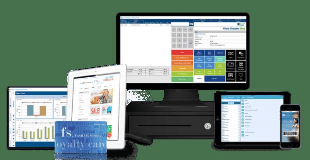 iVend Retail Management Suite