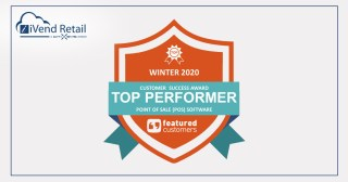 iVend Retail Named Top Performer in the Winter 2020