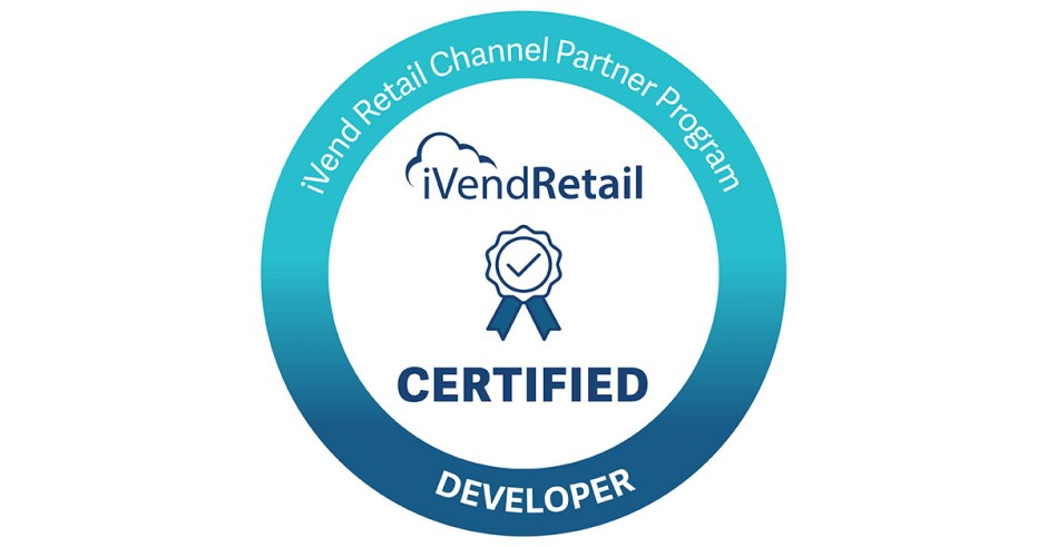 iVend Retail Certified Developer