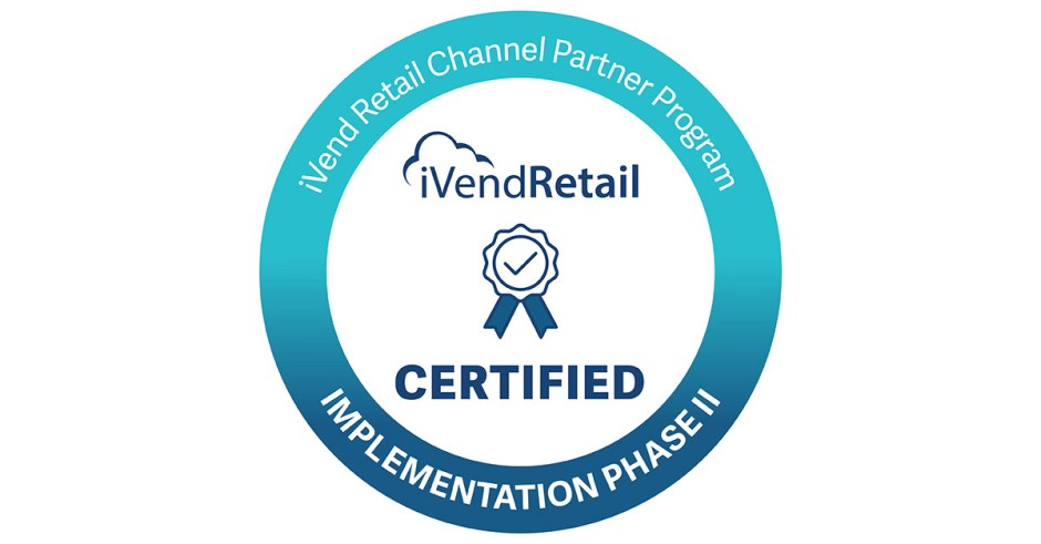 iVend Retail Certified Implementation-Phase-II