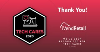 iVend Retail Earns Tech Cares Award